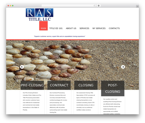 Free WordPress TablePress plugin - rastitle.com