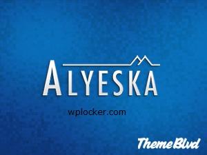 WordPress theme Alyeska