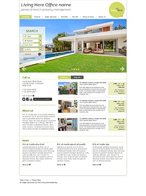 Agent Theme WordPress theme
