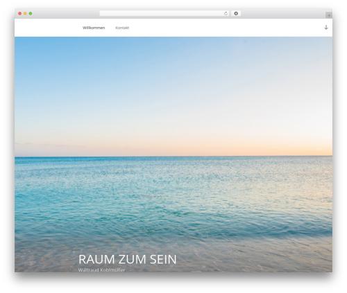 Twenty Seventeen theme free download - raumzumsein.at