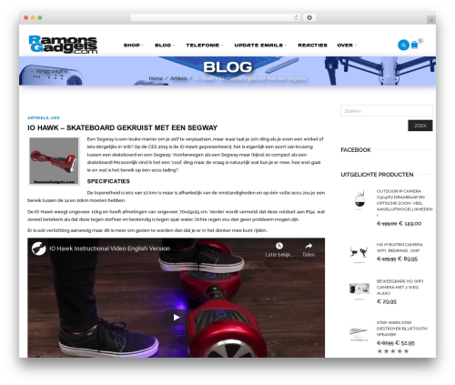 Free WordPress WordPress Tooltips plugin - ramonsgadgets.com/artikels/io-hawk-skateboard-gekruist-met-een-segway
