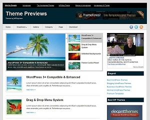 AdCents - RHW Wordpress Theme WordPress template