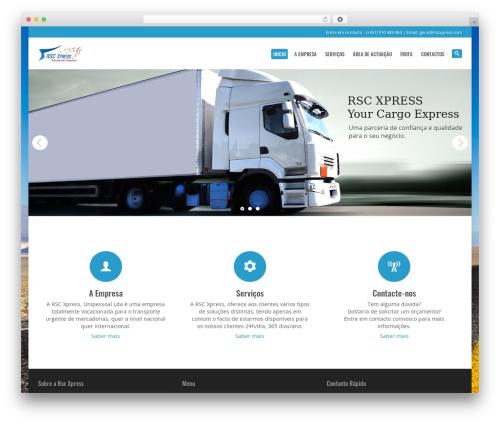 Best WordPress template System - rscxpress.com