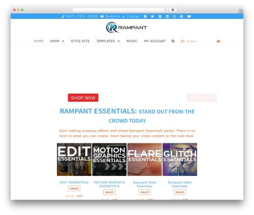 Free WordPress Yotpo Social Reviews for Woocommerce plugin - rampantdesigntools.com