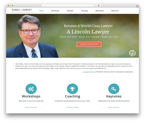 Free WordPress Smart Slider 3 plugin - randyjharvey.com