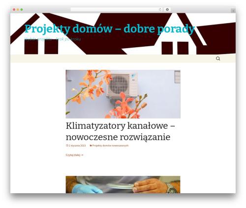 Twenty Thirteen WordPress template free - reco-elewacje.pl