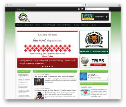 Free WordPress ShareThis Share Buttons plugin - rewind1051.com