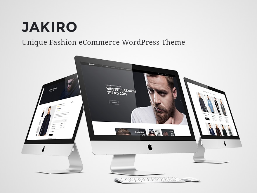 Jakiro Child best WooCommerce theme