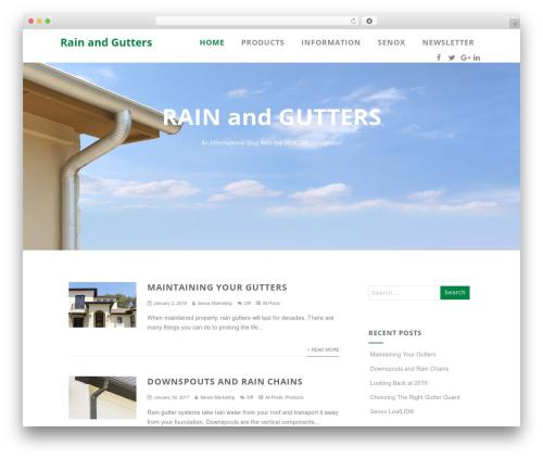 Free WordPress Social Share WordPress Plugin – AccessPress Social Share plugin - rainandgutters.com