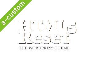 WordPress theme RCSA