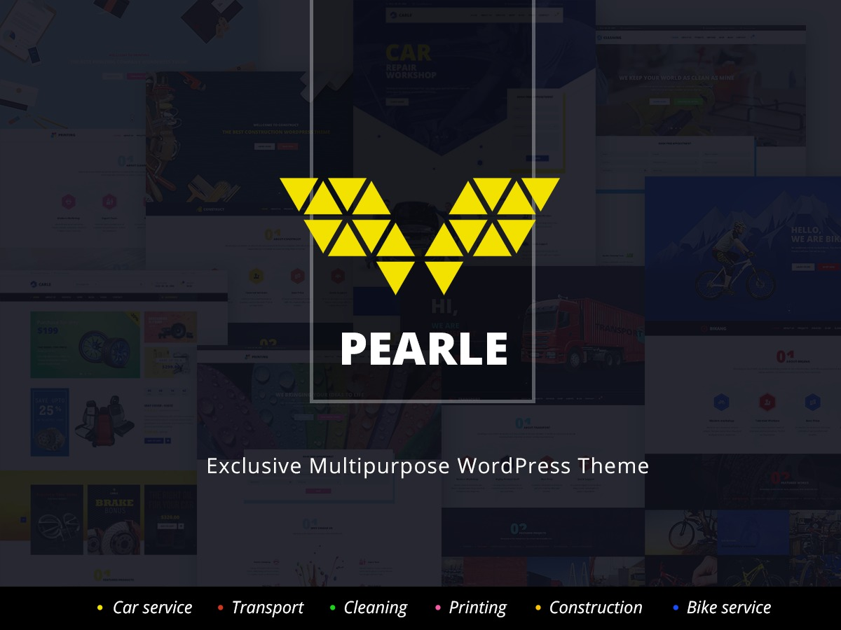 NOO Pearle best WordPress magazine theme