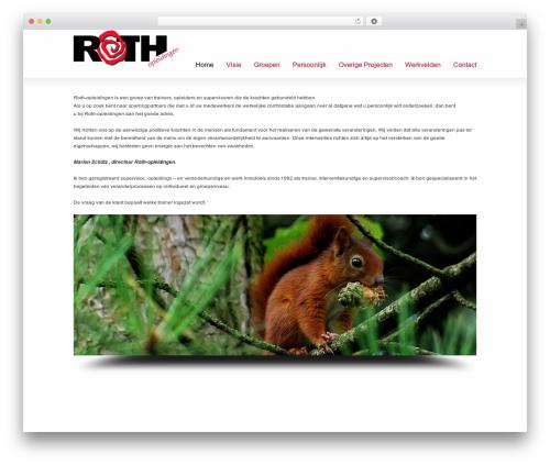 Striking MultiFlex & Ecommerce Responsive WordPress Theme WordPress theme - roth-opleidingen.nl/site