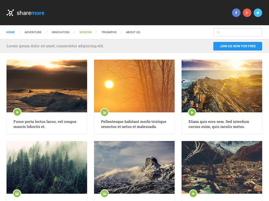 Ad-Sense by MyThemeShop WordPress blog theme