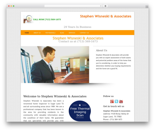 Free WordPress WP Customer Reviews plugin - wisneskiandassociates.com