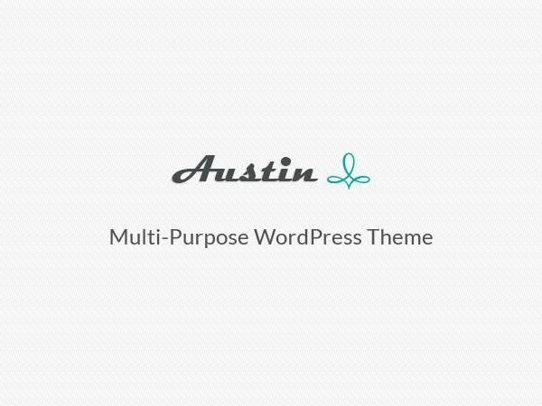 Best WordPress theme Austin