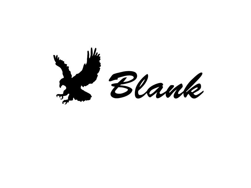 Blank WordPress blog template