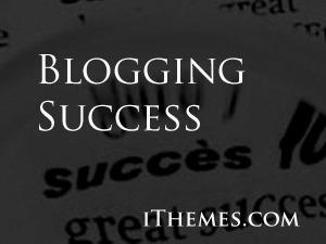 Blogging Success WordPress blog theme