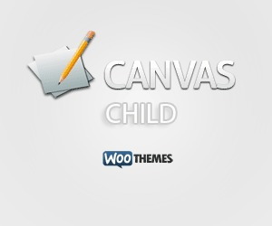 Canvas Child WordPress theme