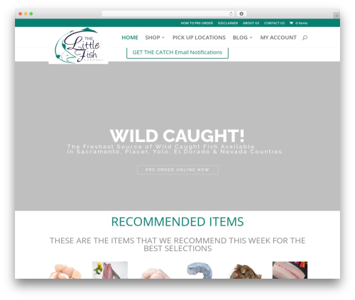 Free WordPress WP Ultimate Recipe plugin - wildlittlefish.com