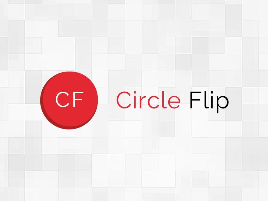 Circle Flip best WordPress template