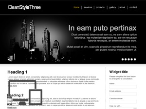 Clean Style Three best WordPress gallery