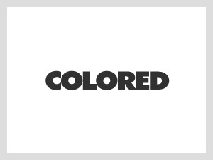 Colored Theme WordPress theme