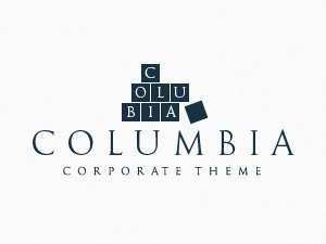 Columbia Corporate Theme WordPress theme
