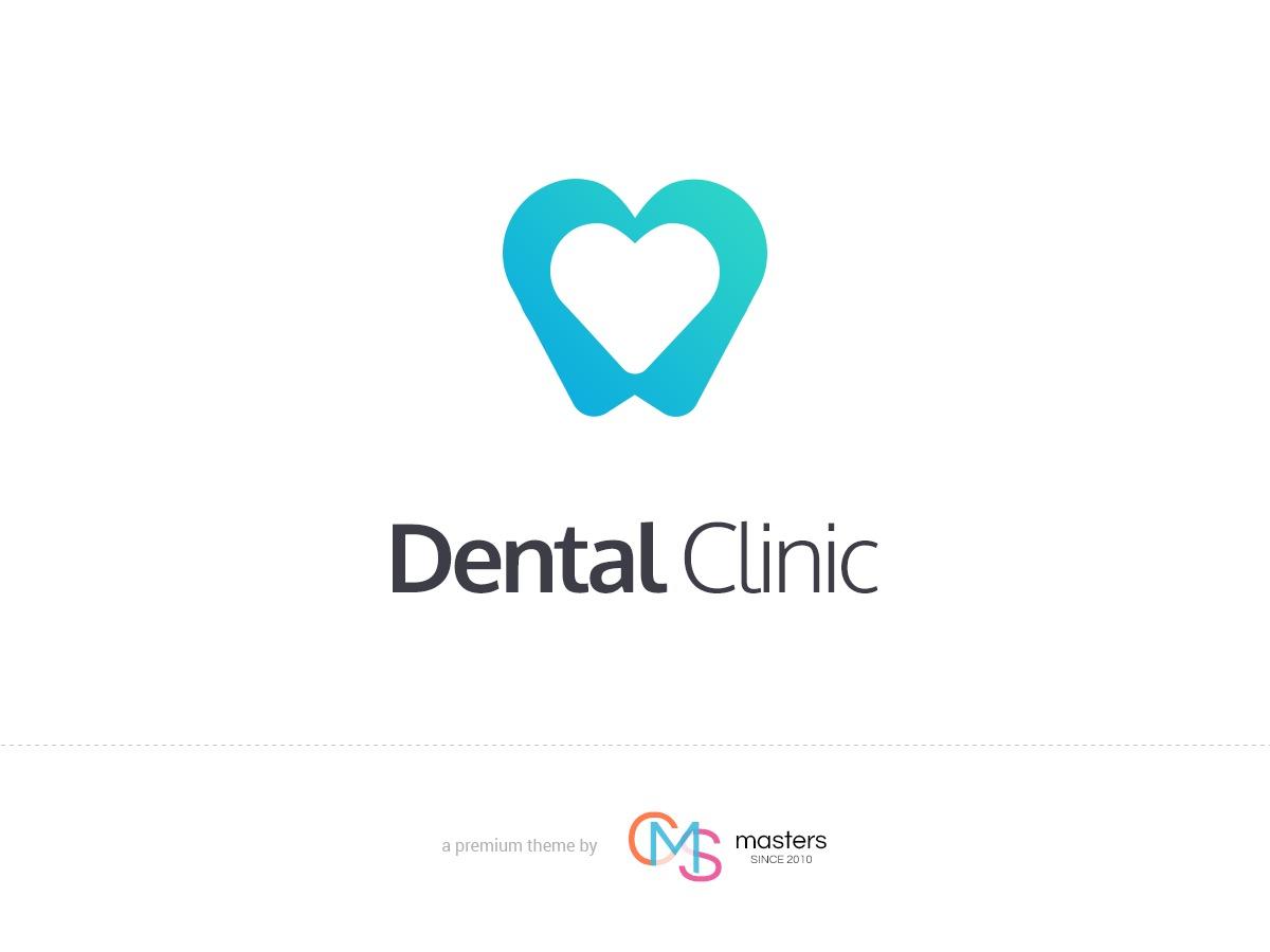 Dental Clinic best portfolio WordPress theme