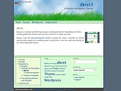 dkret3 WordPress gallery theme