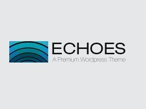 Echoes Wordpress Theme WordPress theme