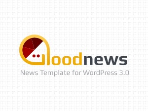 Good News WordPress magazine theme