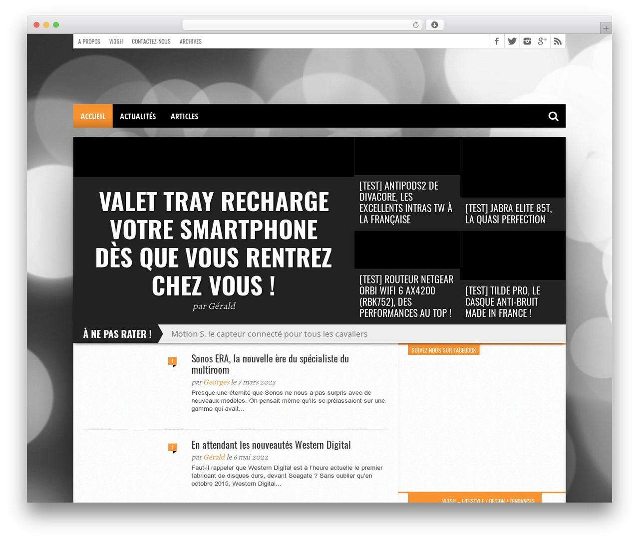 Topix Site