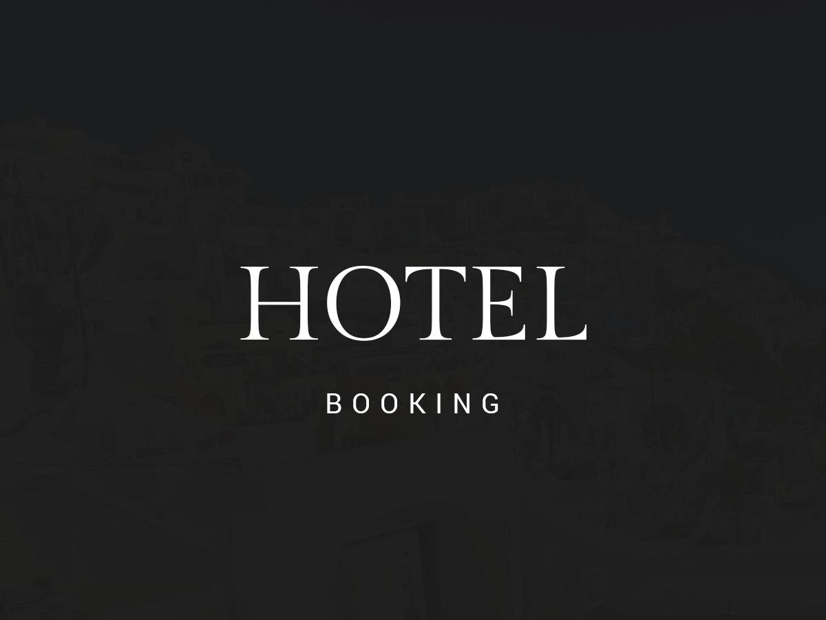 HotelBooking WordPress hotel theme