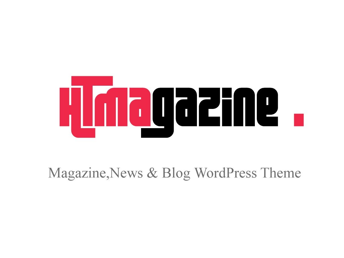 htmag WordPress magazine theme