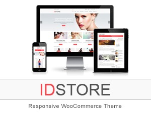 IDStore - Responsive WordPress Theme best WooCommerce theme