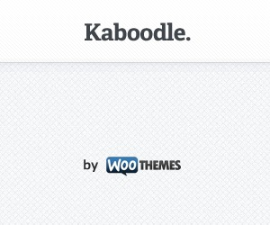 Kaboodle WordPress theme