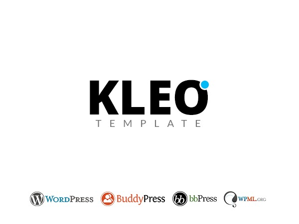Kleo Child template WordPress
