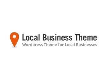 Local Business Theme company WordPress theme