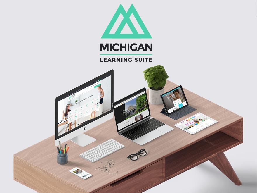 Michigan theme WordPress