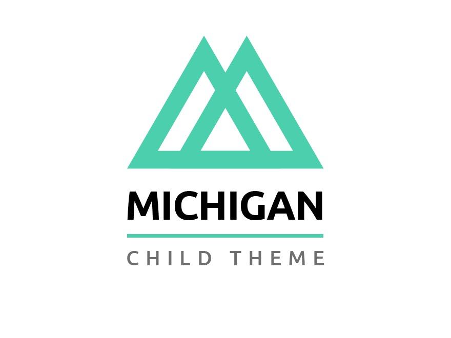 Michigan WordPress theme