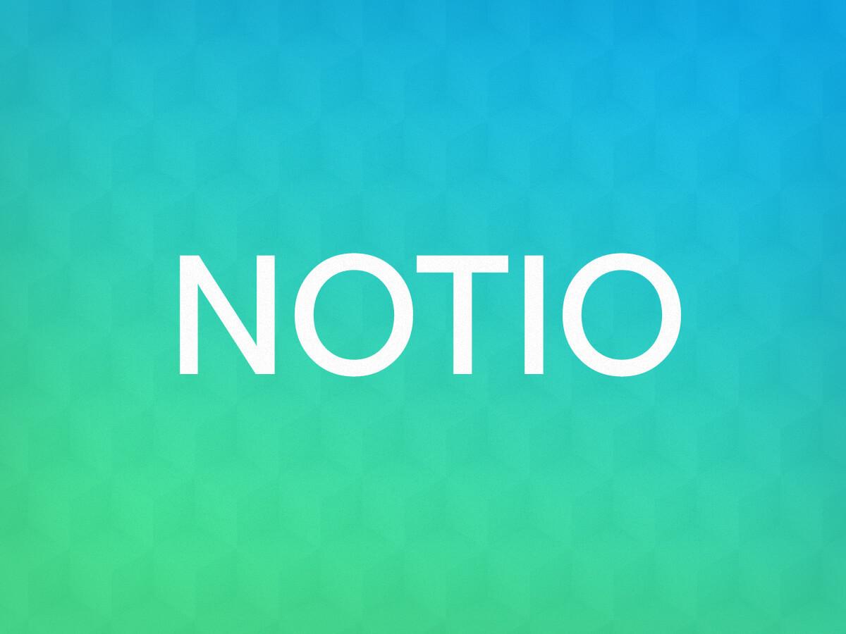Notio Child Theme WordPress magazine theme