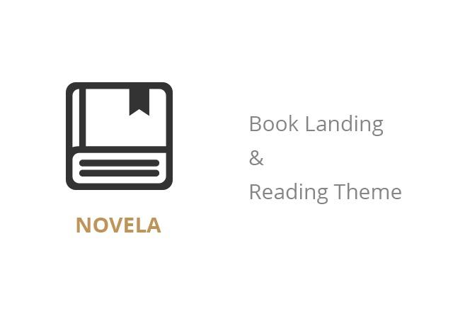 Novela best WordPress theme