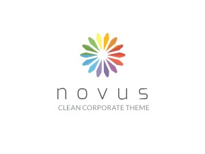 Novus Wordpress Theme business WordPress theme