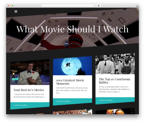 Oblique theme WordPress free - whatmovieshouldiwatch.co.uk