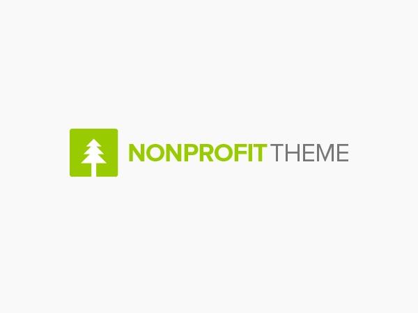 Organic NonProfit WP template