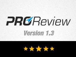 ProReview WordPress gallery theme