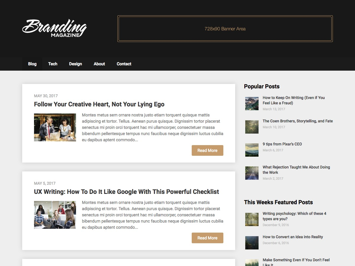 Publishable Mag best WordPress magazine theme