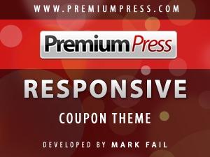 Responsive Coupon Theme best WordPress theme