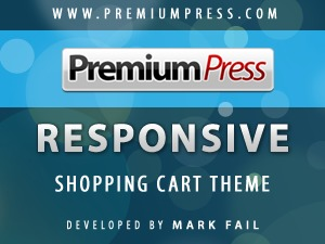 Responsive Shop Theme WordPress store theme