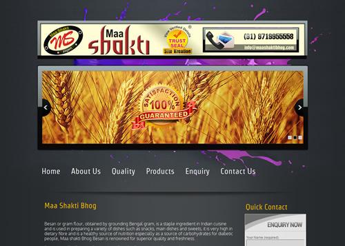Shanti template WordPress